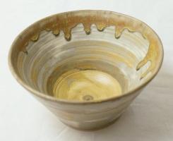 Clay, Potter wheel, Glazed, 2017
