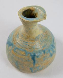Clay, Potter wheel, Glazed, 2016