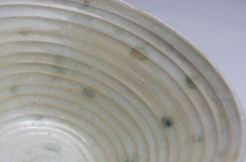 Potter Wheel, Clay, Glazed, 2018