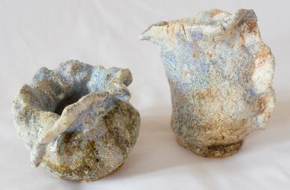 Clay, Oxide, Glazed, 2018